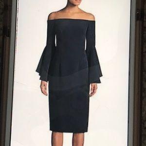 Milly Women's Selena Italian Cady Dress